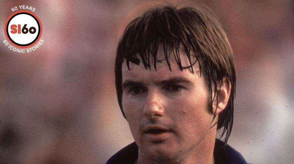 Raised By Women To Conquer Men: The journey of Jimmy Connors