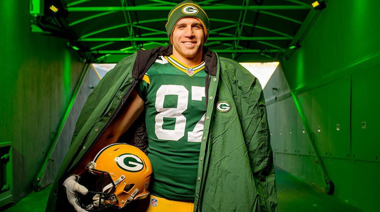 Jordy Nelson Featured On Si Cover