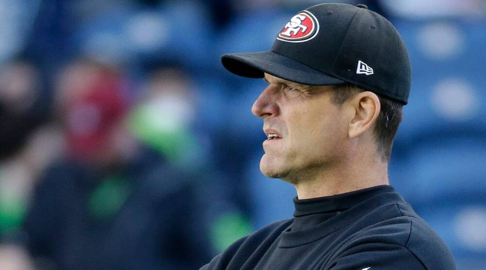 Jim Harbaugh to Michigan: Odds 49ers coach will take over