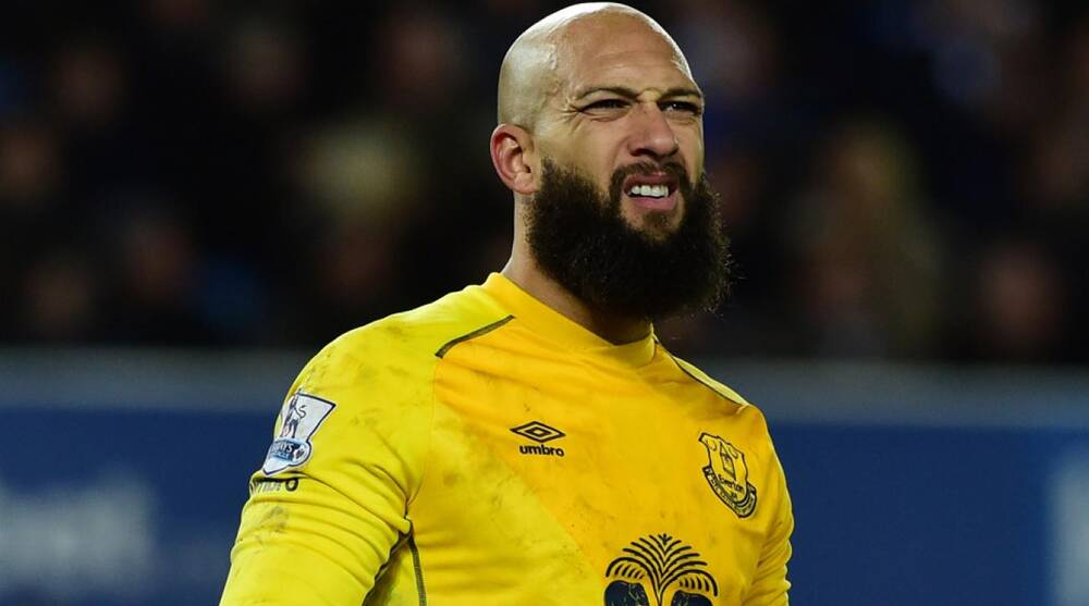 size 40 e9d79 91ddc Tim Howard admits he might be Santa Claus | SI.com