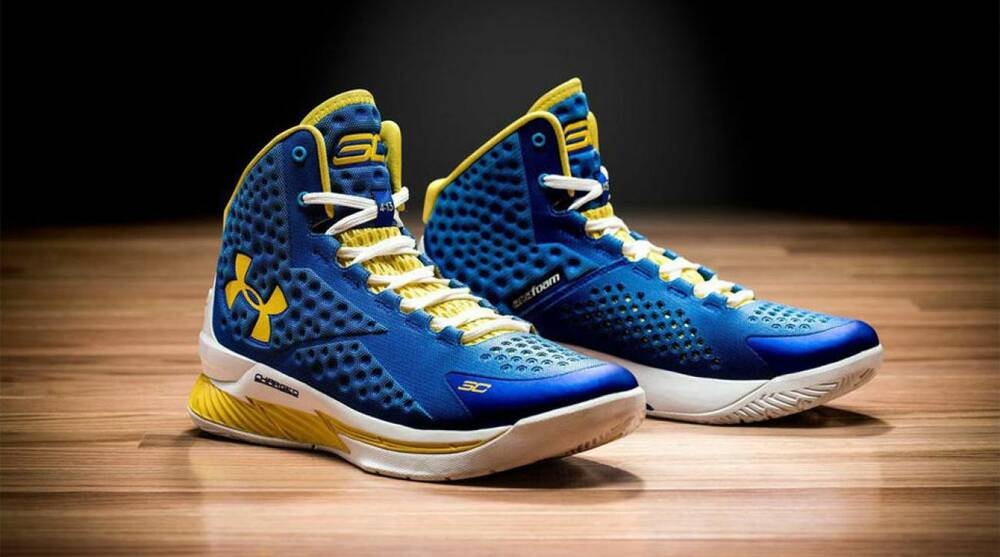 6ad2b99e01d2 Steph Curry. Courtesy of Under Armour. By Tim Newcomb