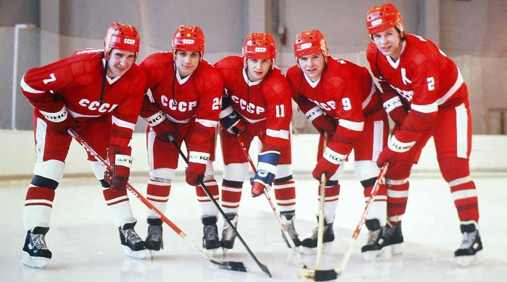 A new movie tells the story of the players who were the heart of Soviet  hockey 970ee00c4