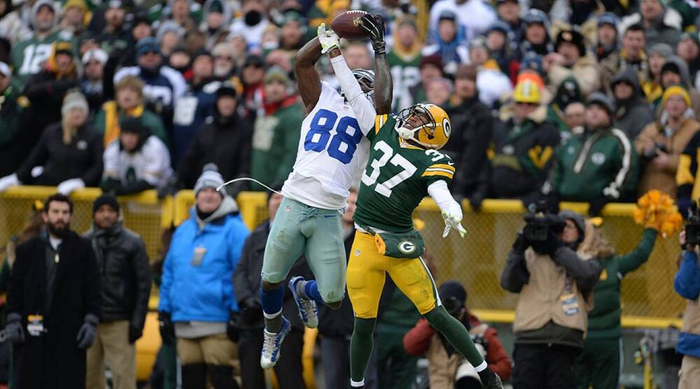 Dez Bryant S Non Catch Patriots Borrow From Saban End For