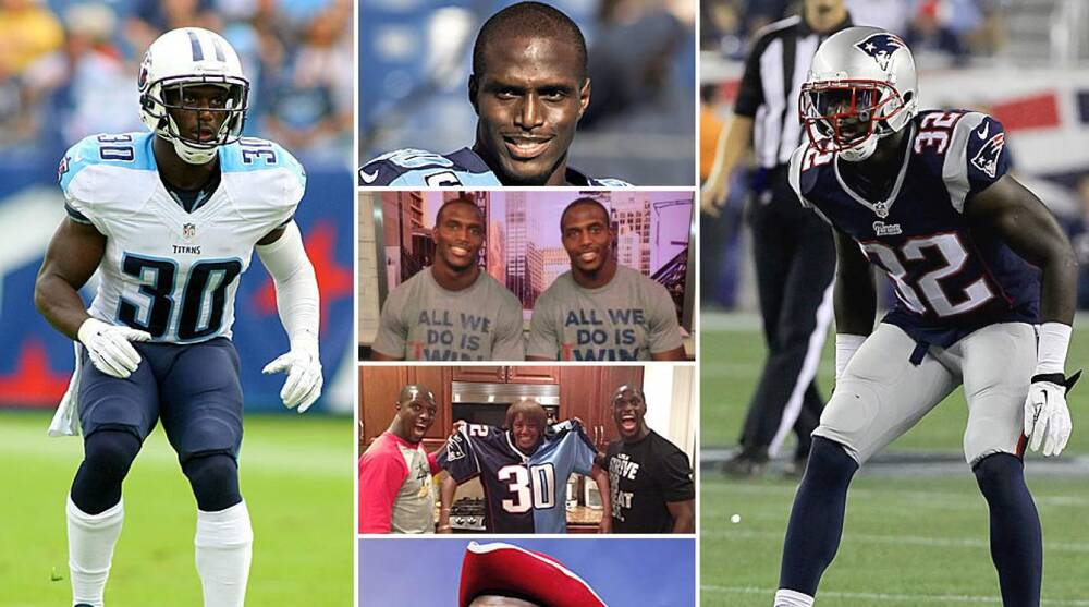 new product a143c 66601 The McCourty Twins: Jason on watching brother Devin in NFL ...