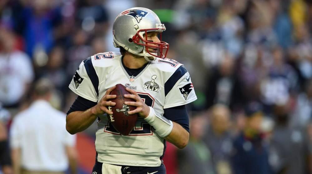 Super Bowl 15 Tom Brady New England Patriots 5f678ef92