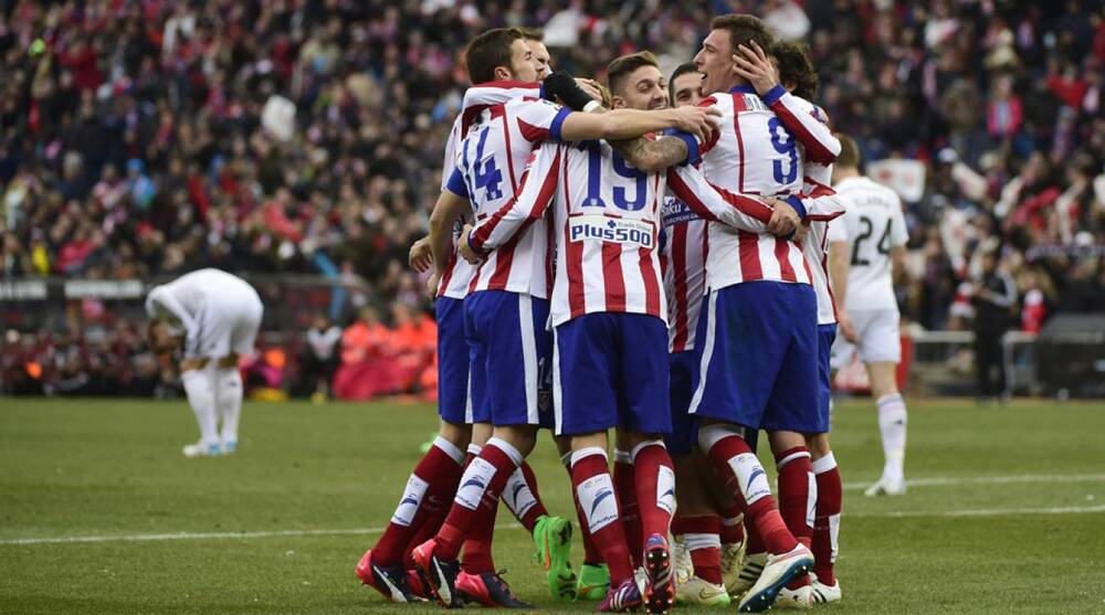 b84bfb42b Atletico Madrid finds another gear in demolition of Real Madrid | SI.com