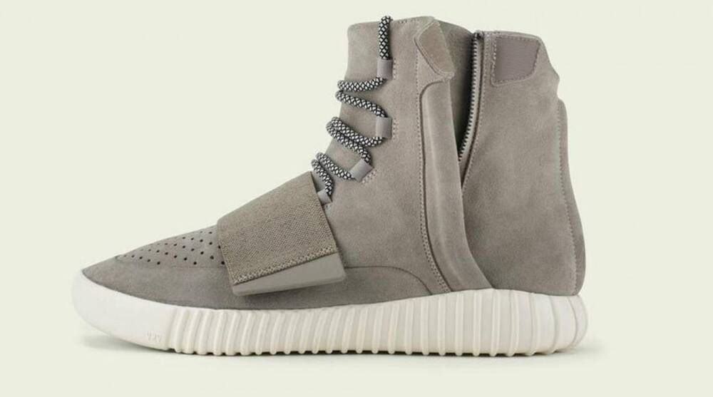 check out a615c 5a5ef Kanye West, adidas unveil Yeezy shoes | SI.com