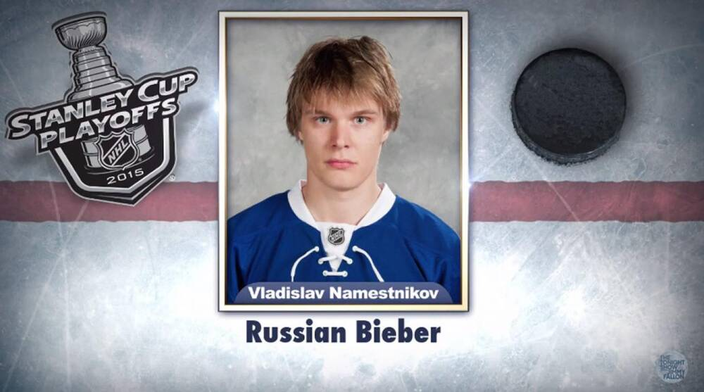 Nhl Playoffs Jimmy Fallon Hands Out Superlatives Si Com