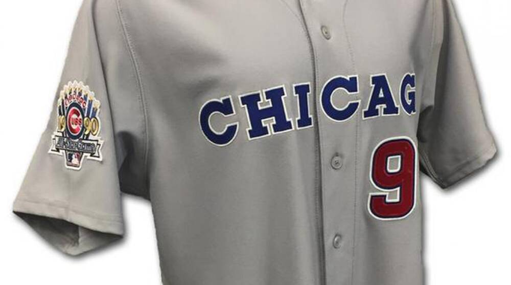 cheaper a93c0 2ddd5 Chicago Cubs, Cincinnati Reds to wear 1990 throwback ...