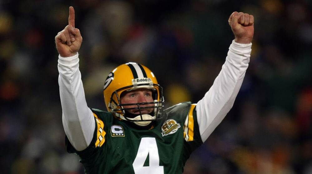 6adaaa714ab Green Bay Packers to honor Brett Favre, Ron Wolf in November | SI.com