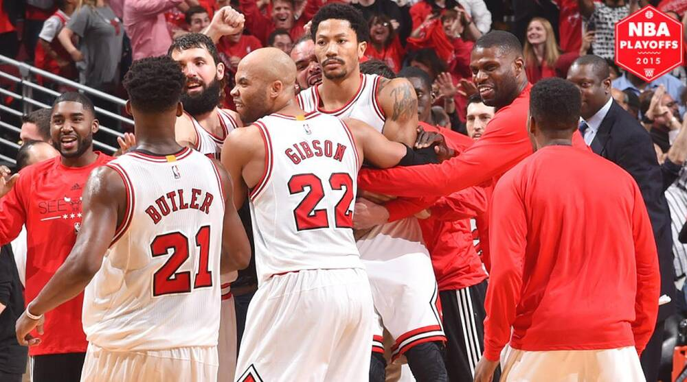 Derrick Rose hit a buzzer-beating three to defeat the Cavaliers in Game 3. 7d065f1de