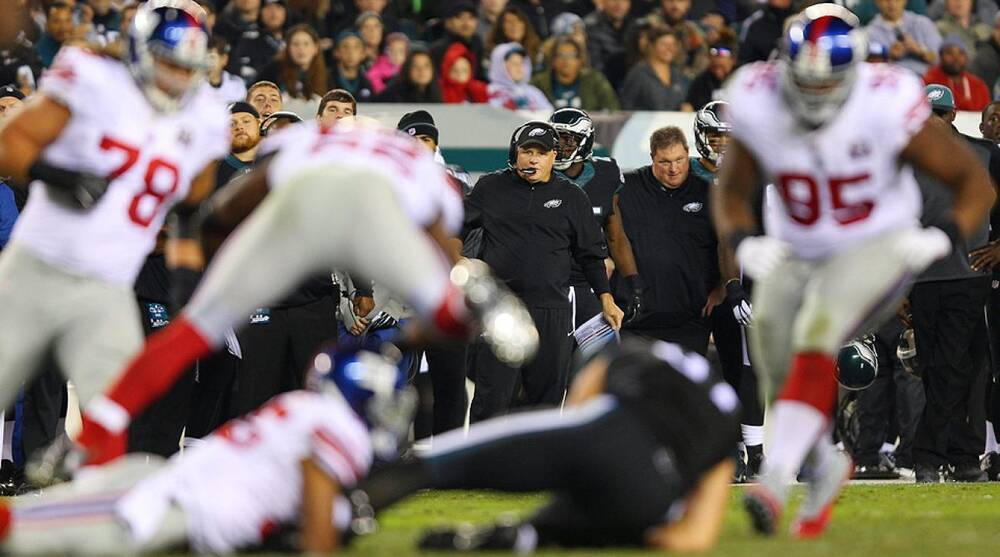 Chip Kelly in charge of Philadelphia Eagles 2015 roster overhaul 4ad52be37