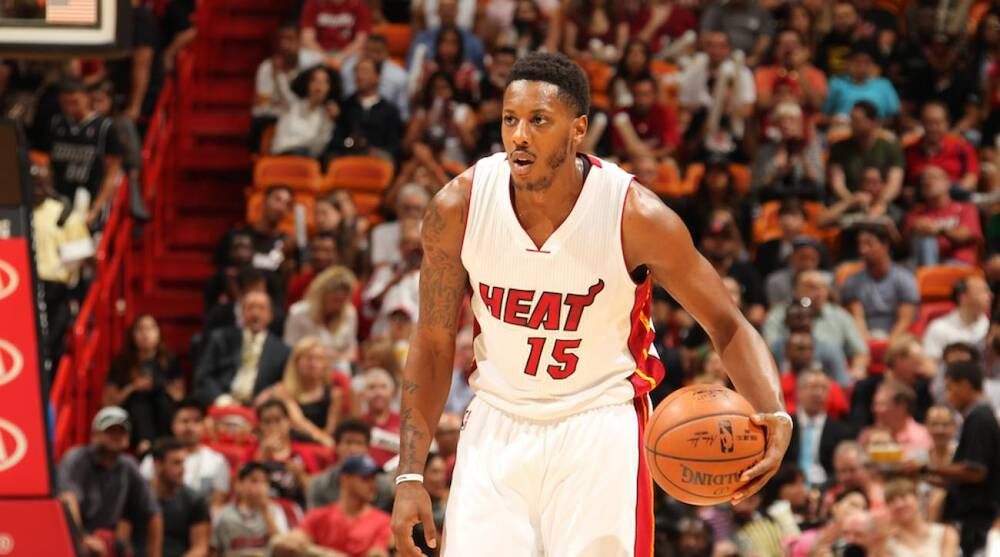 Miami Heat G Mario Chalmers has arthroscopic knee surgery  0cfd606f6