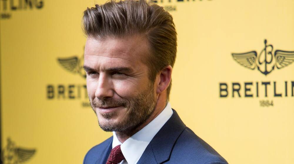 Fifa Corruption David Beckham Discusses Scandal Si