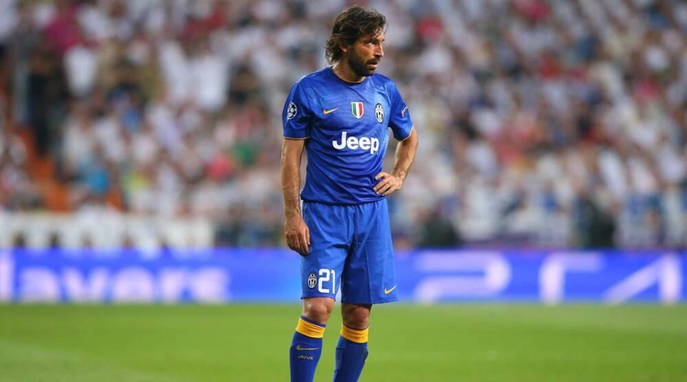 niño disfruta del envío gratis disfruta del precio inferior Andrea Pirlo reportedly joins NYCFC from Juventus | SI.com