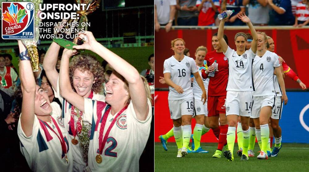 146a752ae76 Women's Soccer: Roots of the game go beyond Women's World Cup   SI.com