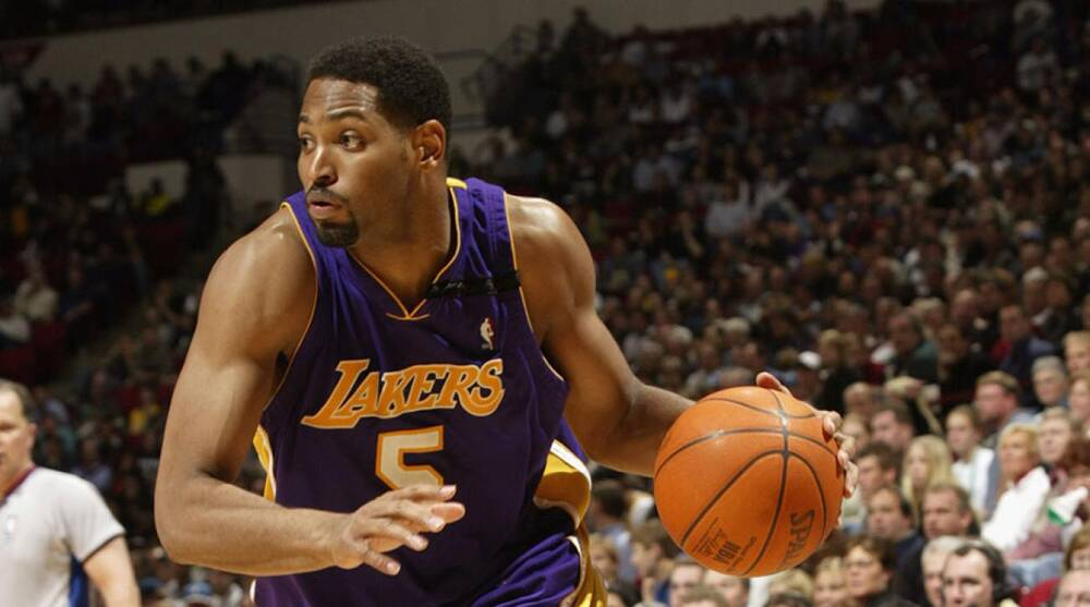 be4d997a3a4 Robert Horry talks time with Lakers