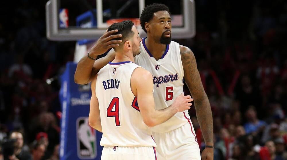 88ce732ee0e DeAndre Jordan  LA Clippers  JJ Redick recounts emoji battle