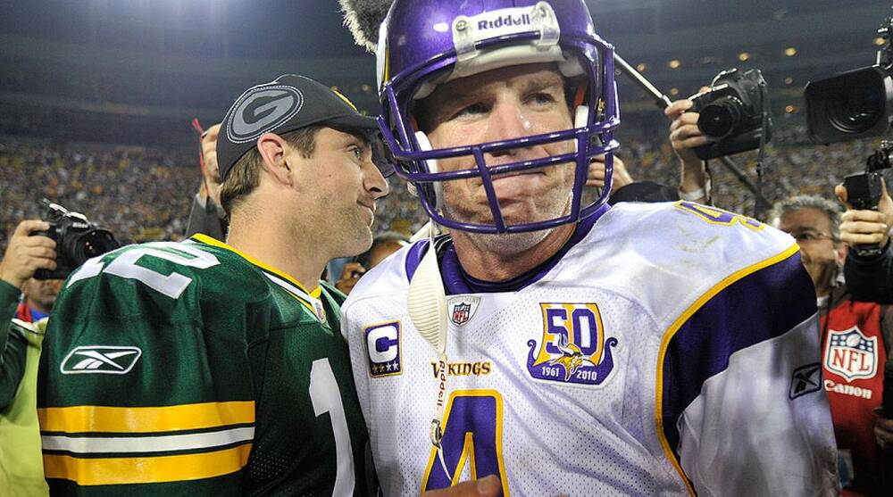 the latest 93498 b506a Brett Favre returns to Green Bay after ugly 2008 divorce ...