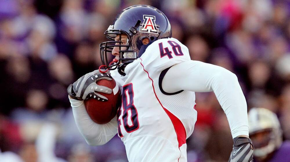 782aef543 Rob Gronkowski could have quit football at 21 and been a millionaire ...