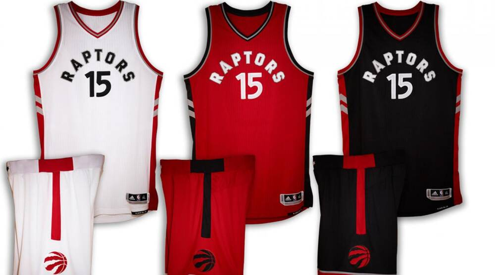 bfdb10545c9a10 Toronto Raptors: Pictures of new uniforms Drake revealed | SI.com