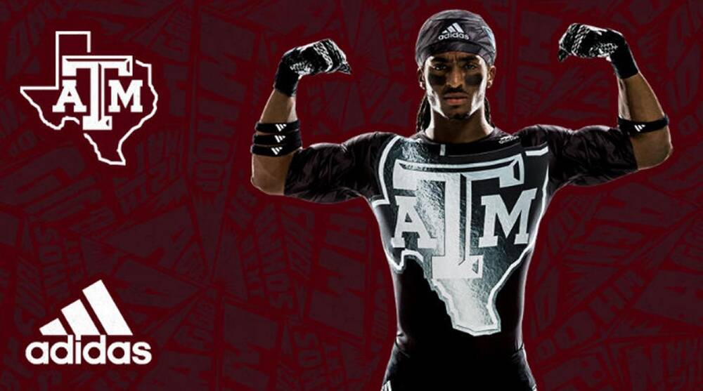 brand new 57cd9 23070 Texas A&M football: alternate uniform unveiled for Halloween ...