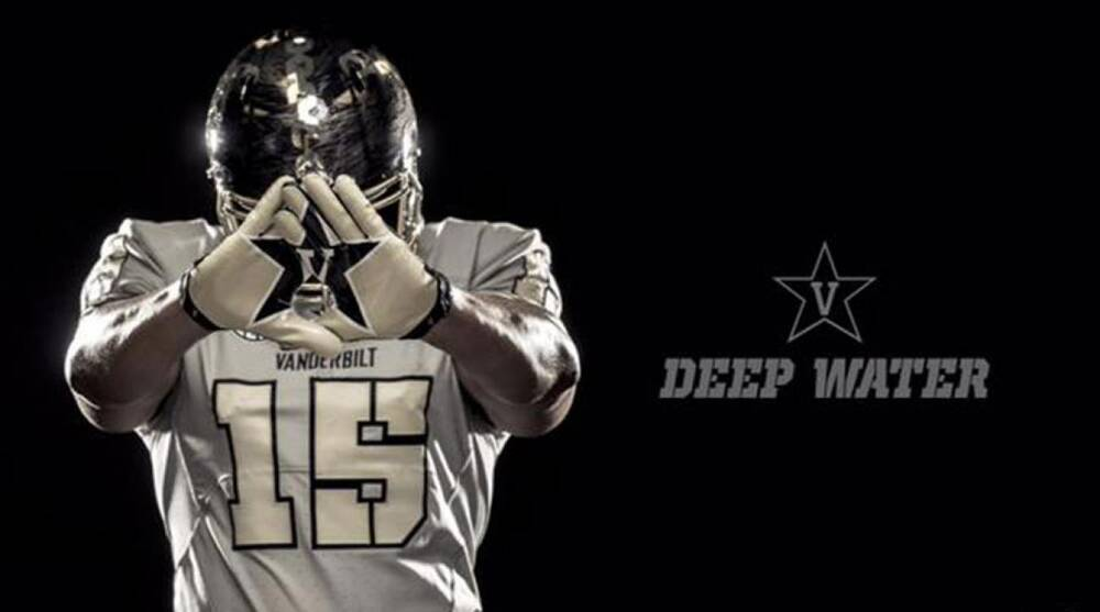 Vanderbilt football unveils new alternate uniform  aeda0ec03