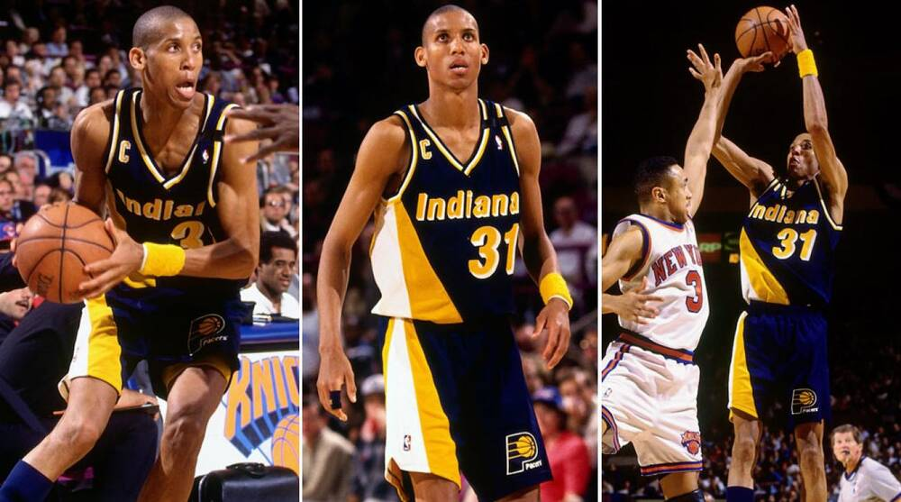 Reggie Miller turns 50  Recalling the night he torched the Knicks ... 668e04089
