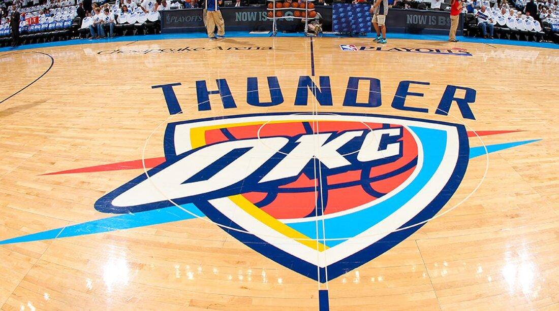 Oklahoma City Thunder Nike Discuss Logo Change For 2017 Season