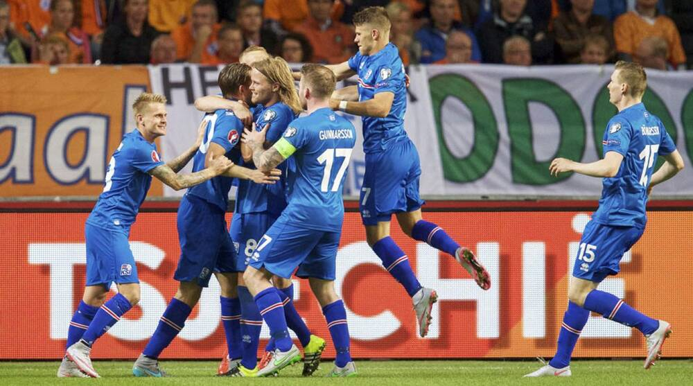 2307c10b6 Iceland at Euro 2016 ! Perhaps it shouldn t be a big surprise
