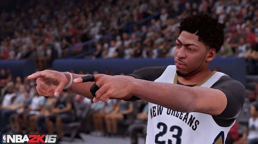 9e4c08d97595 NBA 2K16 uses famed director Spike Lee to tell stories