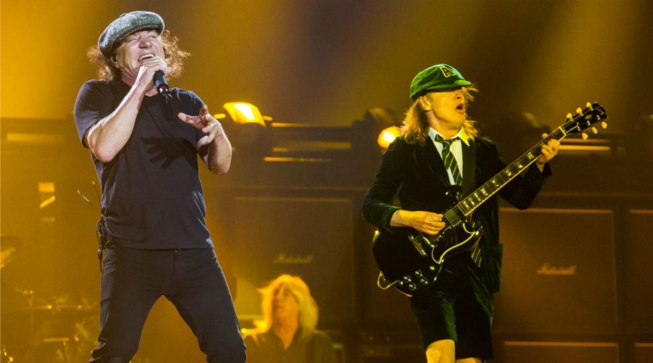Chicago Cubs Are Mad At Acdc Over Post Concert Field Conditions