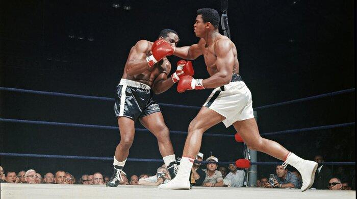 Muhammad Ali Sonny Liston II And The Phantom Punch