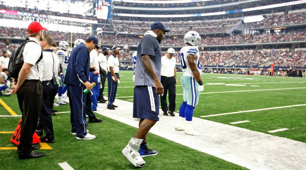 Dallas Cowboys Dez Bryant Could Return From Injury After