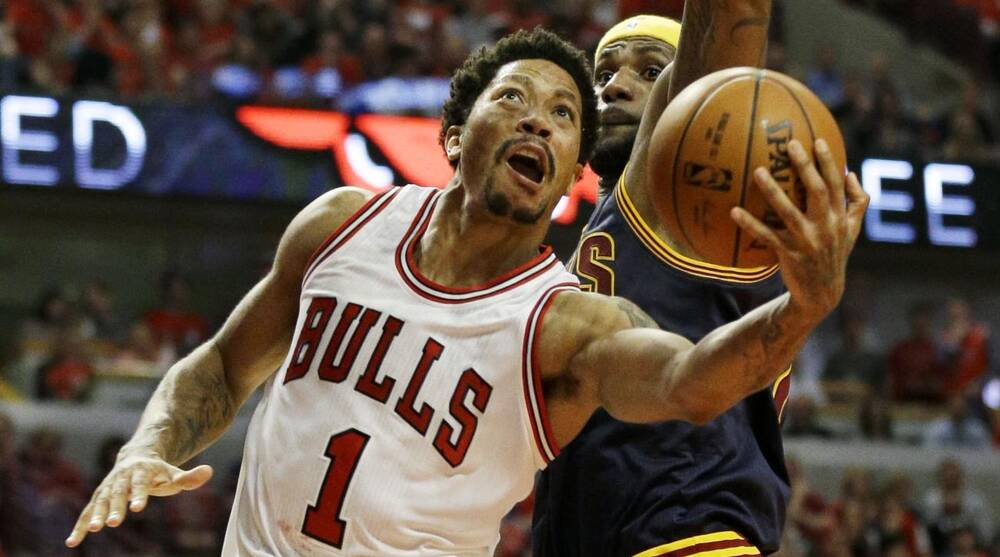 67eb5a0d5d0c Chicago Bulls  Derrick Rose cleared for non-contact activity