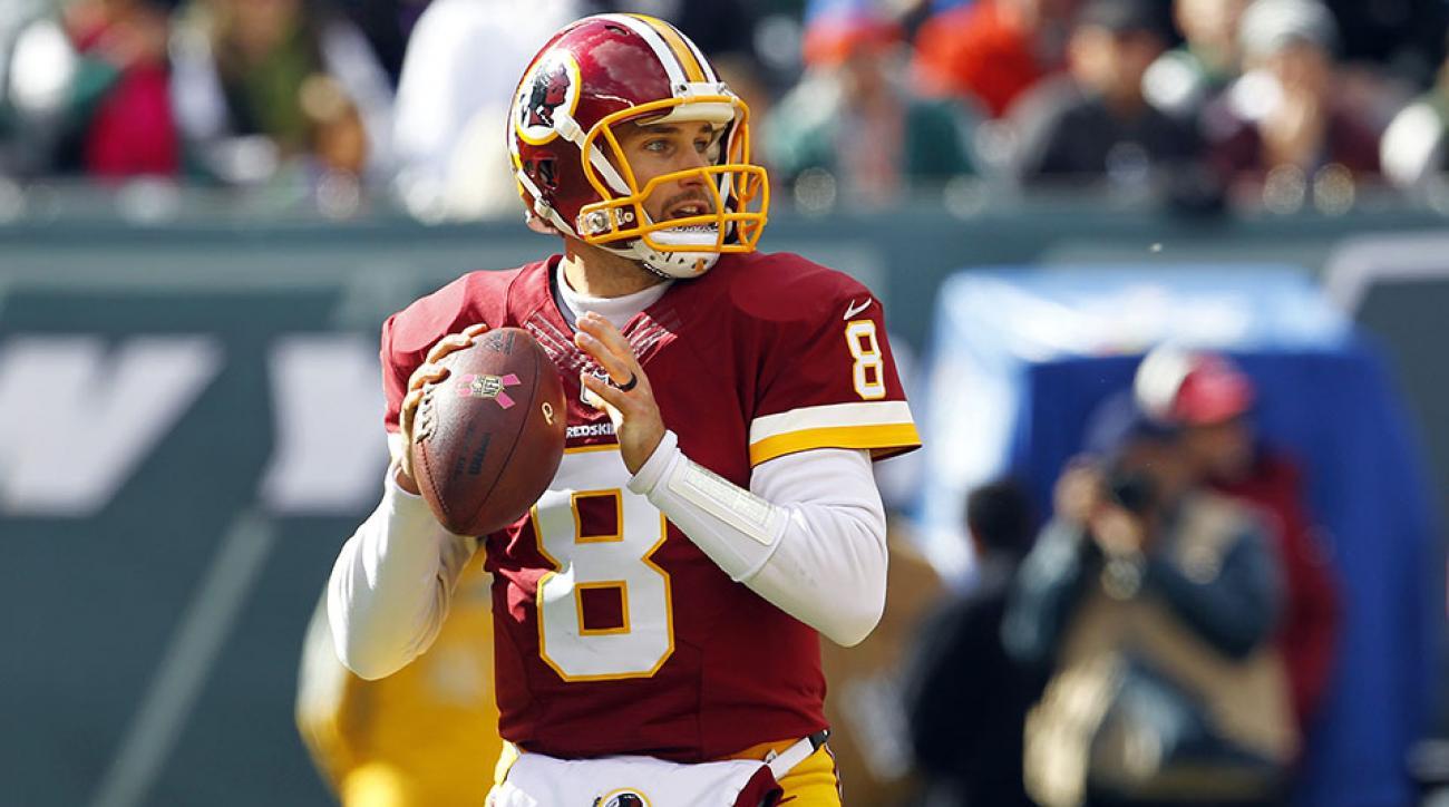 Washington Redskins Quarterback Kirk Cousins Jay Gruden Support