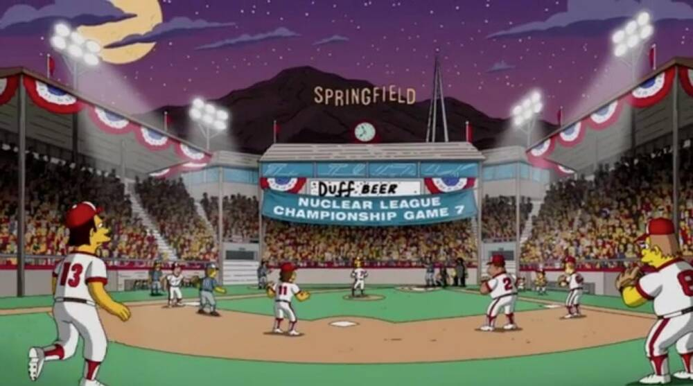 9cd1513c78 The Simpsons and MLB team up for World Series video