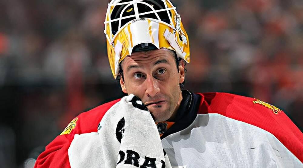 c2052395e Roberto Luongo s Twitter account valuable outlet for vet goaltender ...