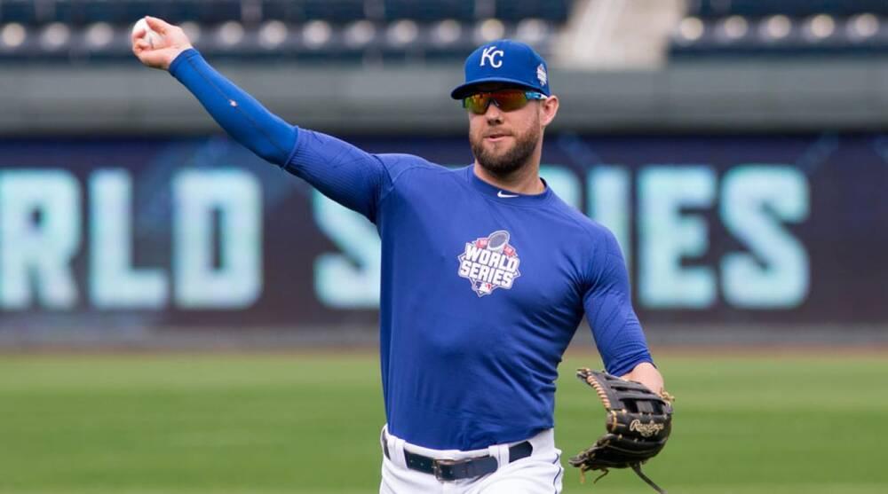 Kansas City Royals World Series roster announced | SI com