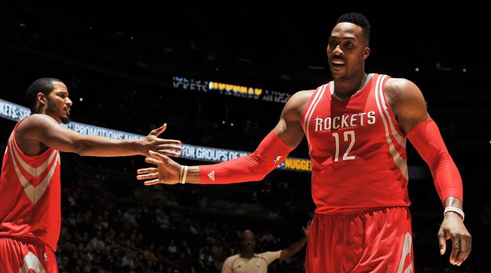 8d0241dc84f3 Houston Rockets  Dwight Howard dispels trade rumors