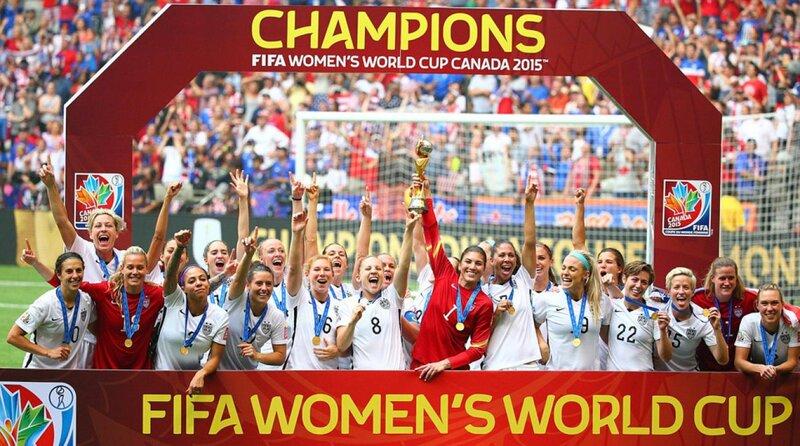 Équipe nationale féminine américaine