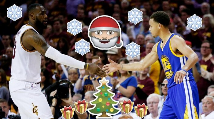 how to get your family to let you watch nba games on christmas - Christmas Games Nba