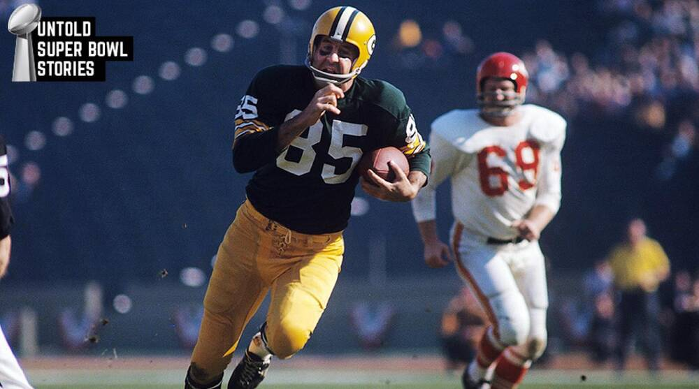 ab8f65ac Max McGee: Untold Story of Packers Super Bowl hero | SI.com