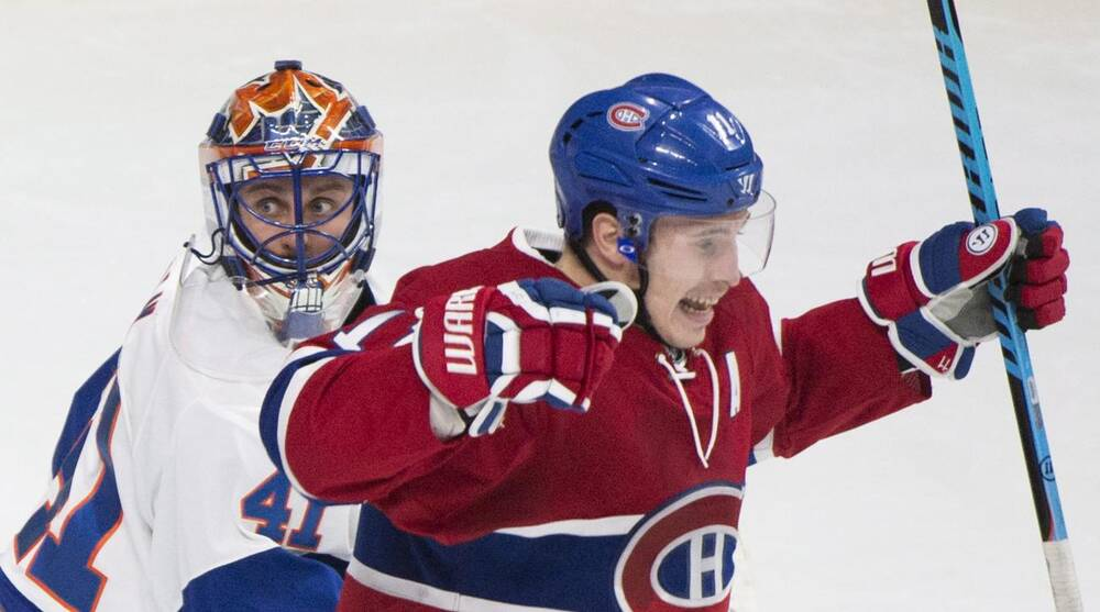best cheap a95f2 3d4f3 Montreal Canadiens: Brendan Gallagher to play in Winter ...