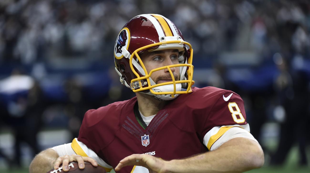 Kirk Cousins Washington Redskins Fan Mail Mispell