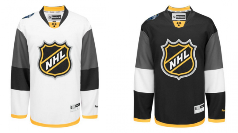 NHL reveals new 2016 All-Star Game jerseys  0a38b4561