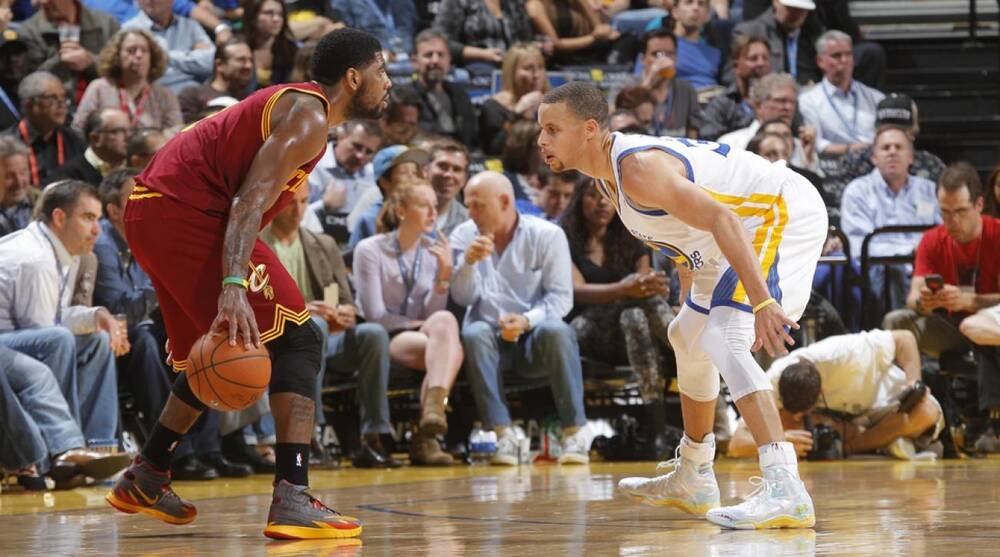「kyrie irving stephen curry」の画像検索結果