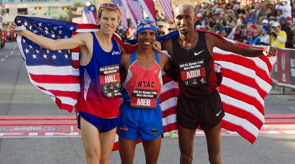 f92202939152 2012 olympic marathon team 2016 us olympic marathon trials meb keflezighi  ryan hall shalane flanagan