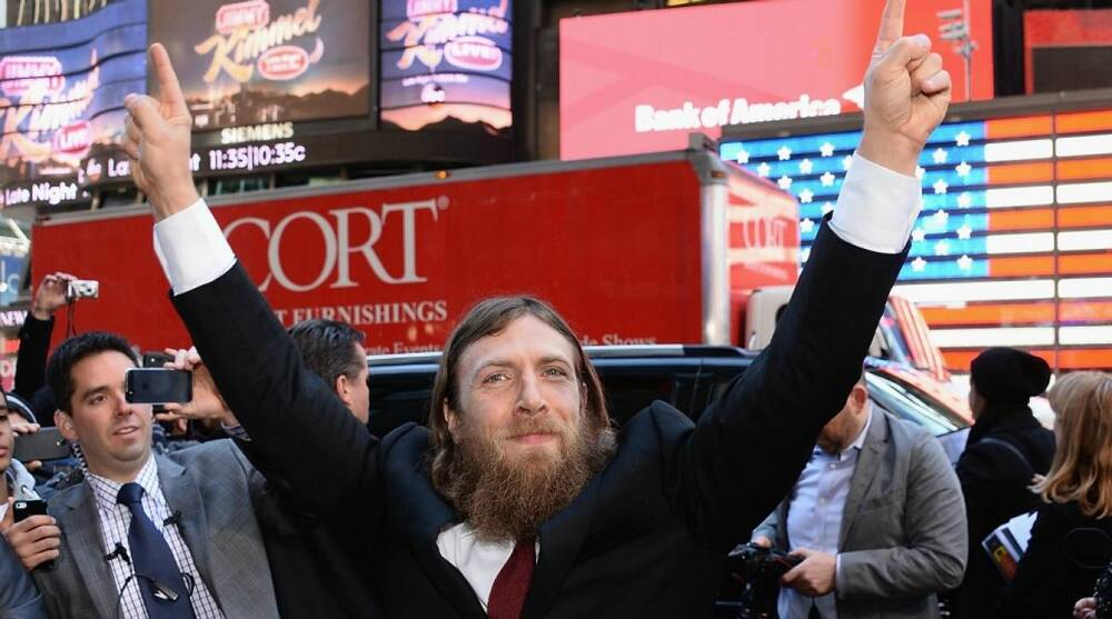 WWE's Daniel Bryan cleared by UCLA doctors to return to ring