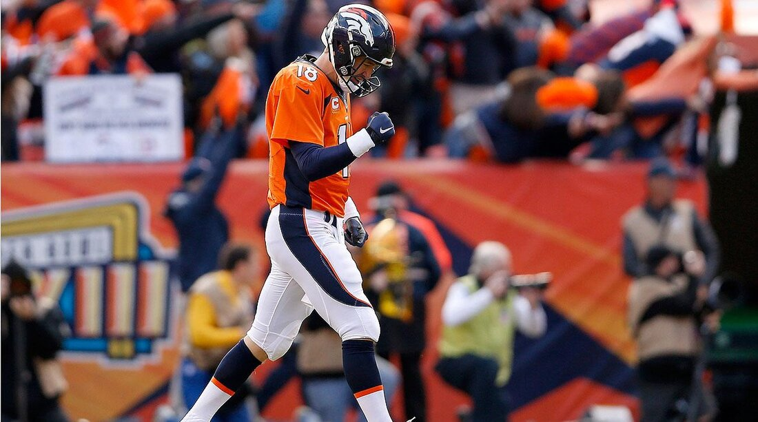 Peyton manning broncos advance to super bowl 50 to meet panthers peyton manning is headed to his fourth super bowl and second with the broncos m4hsunfo